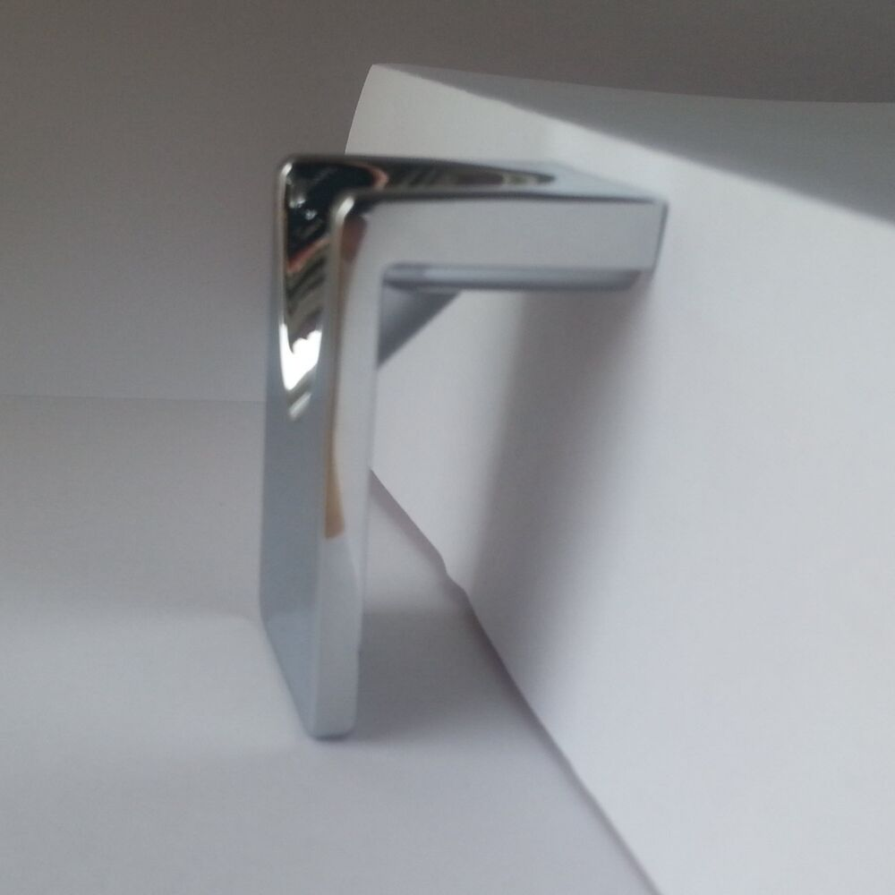 Modern Kitchen Cabinet Handles And Pulls: Super Modern CHROME Kitchen Cupboard Door Cabinet Drawer