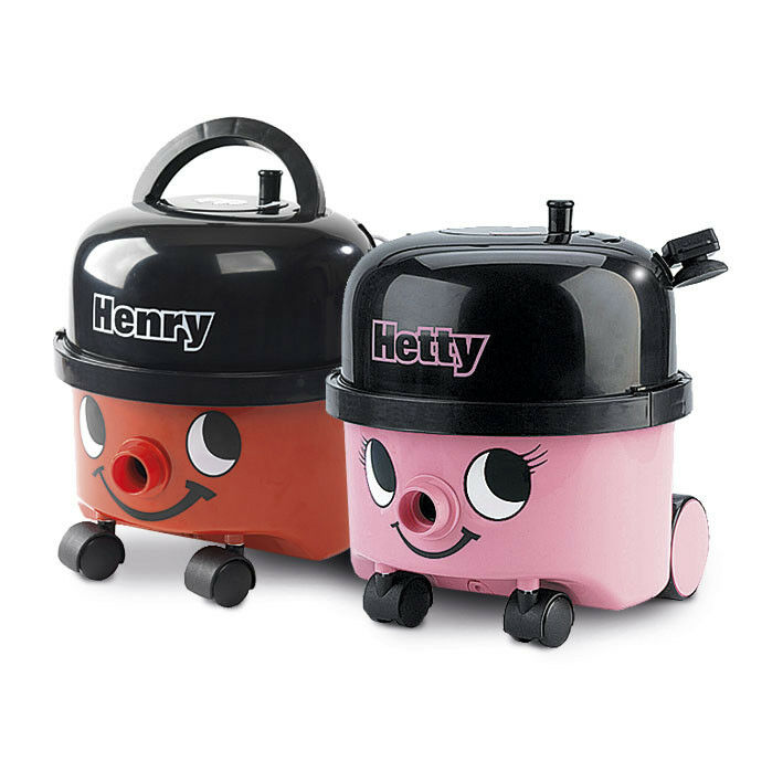 how to use hetty hoover