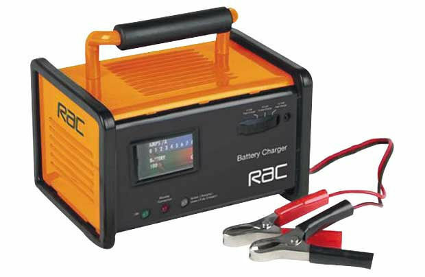 Rac V Car Battery Charger