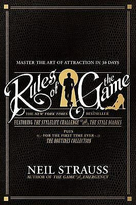 features game author neil strauss
