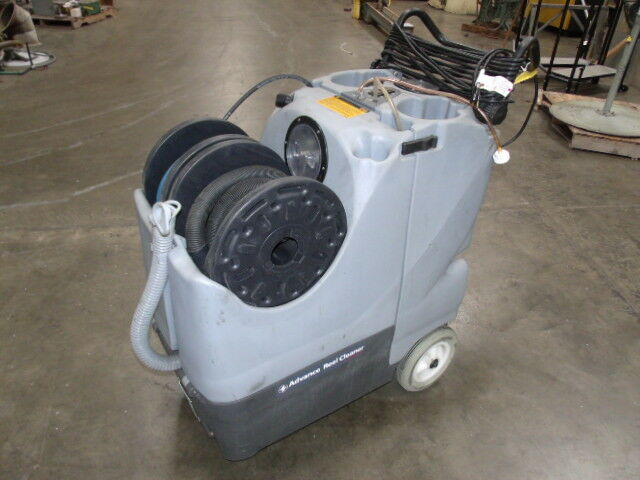 Nilfisk advance reel cleaner floor scrubber pressure