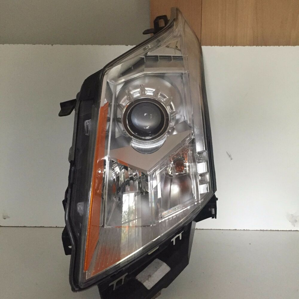 2010 - 2013 Cadillac SRX LH Headlight OEM
