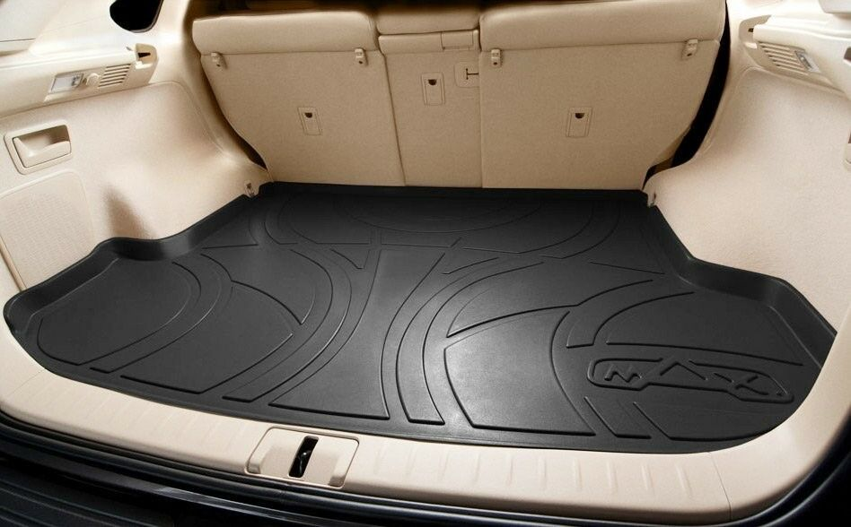 Cargo Black All Weather Floor Liners Custom Fit Maxliner