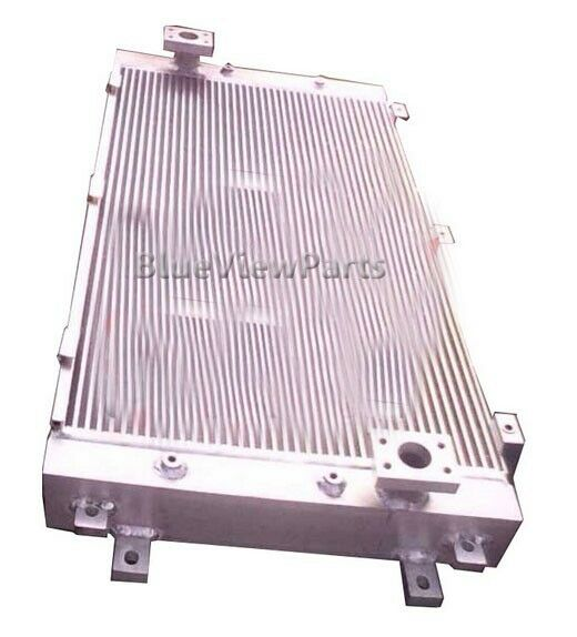 Bosch Hydraulic Oil Coolers : Aluminum hydraulic oil cooler for volvo