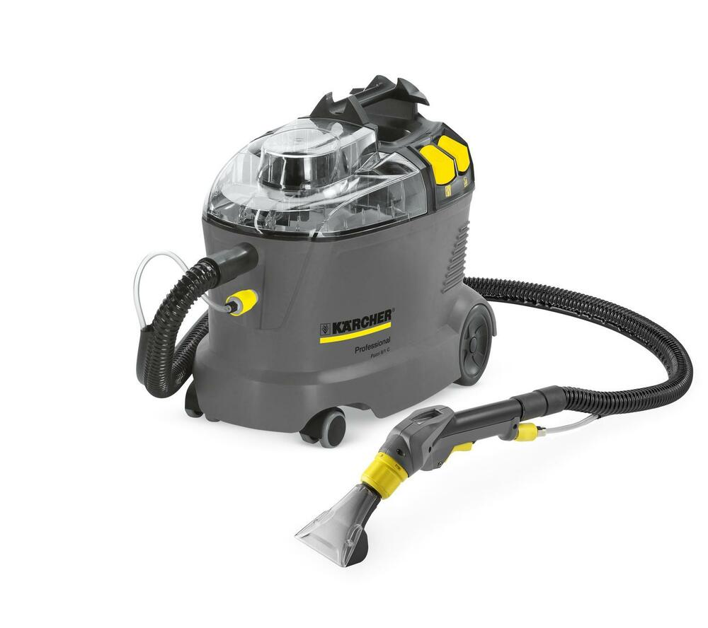 karcher puzzi 8 1c carpet cleaner hotel restaurant contract cleaners 11002220 ebay. Black Bedroom Furniture Sets. Home Design Ideas