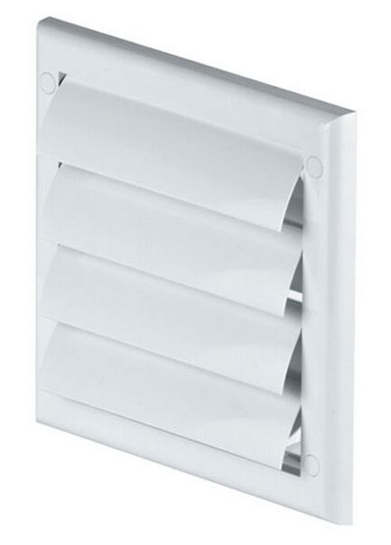 Gravity Flaps Outside Wall Ducting Ventilation Cover Extractor Fan Tumble Dryer Ebay