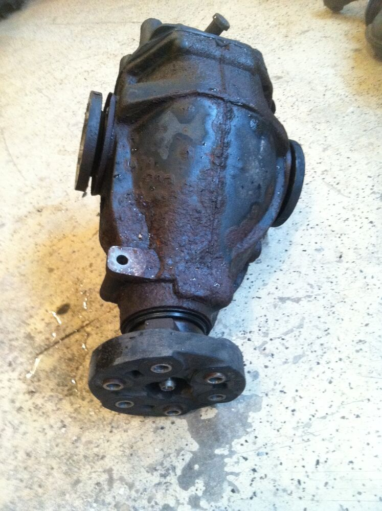 1994 1999 Mercedes Benz S320 W140 Rear End Differential