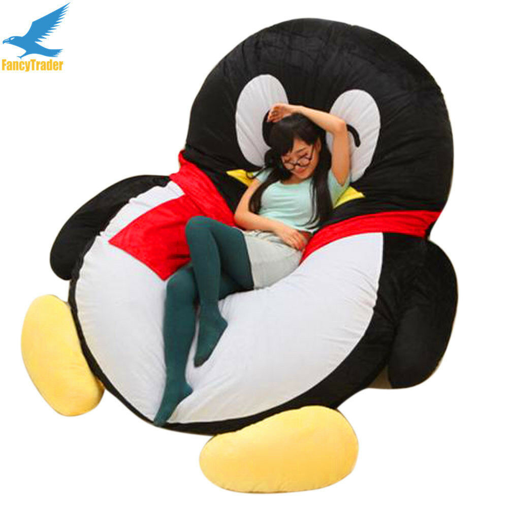 Fancytrader Huge Cute Cartoon Penguin Sleeping Bed Pad