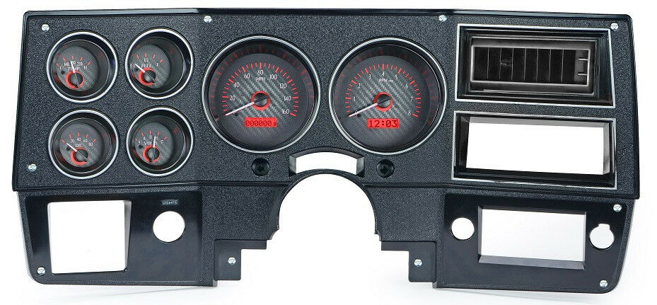 Dakota Digital 73 87 Chevy Gmc Pickup Truck Analog Dash