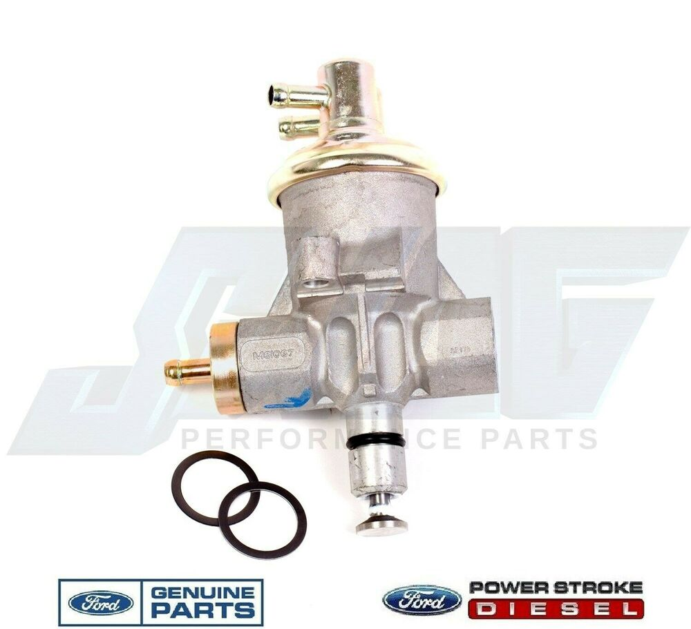 94 5 97 Ford 7 3 7 3l Powerstroke Diesel Fuel Lift Valley