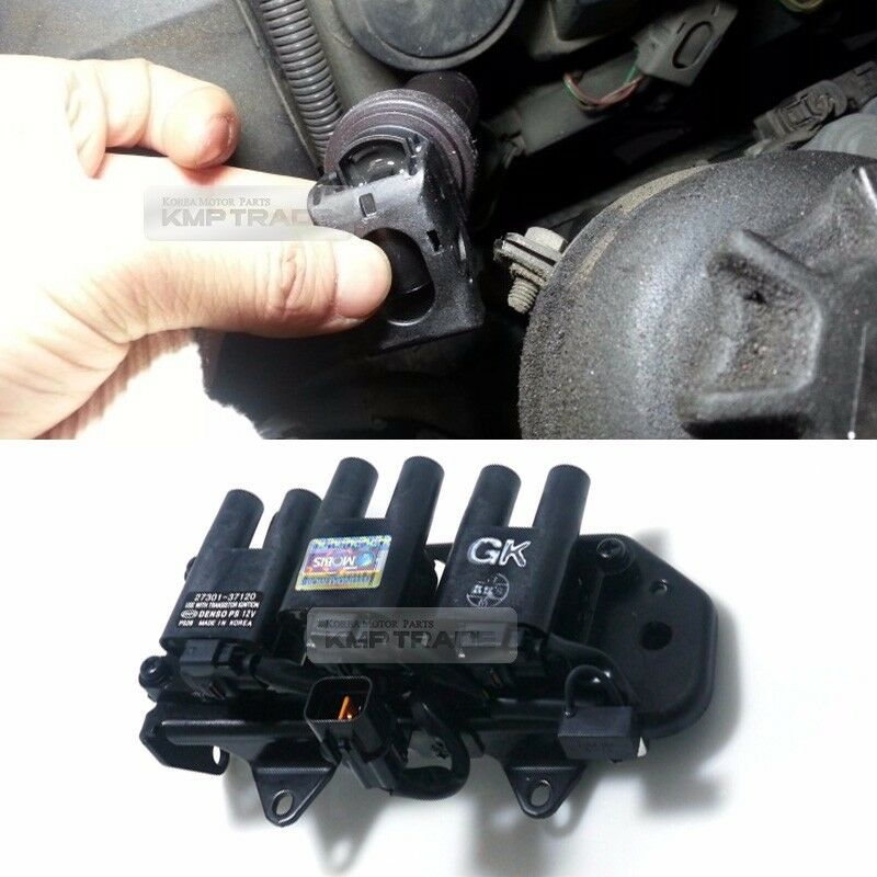 oem ignition coil for hyundai 2001
