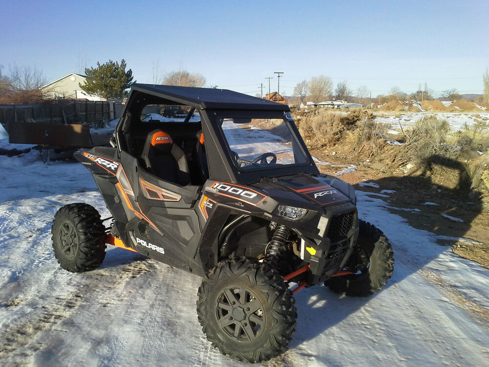 Polaris Razor 1000 Utv Cab Enclosure With Tip Out