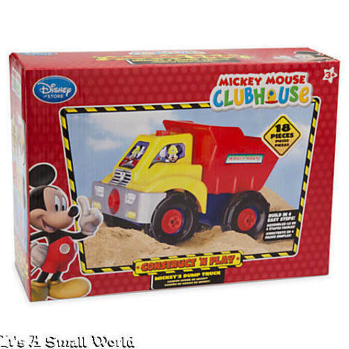 Disney Store Mickey Mouse Clubhouse Construct N' Play