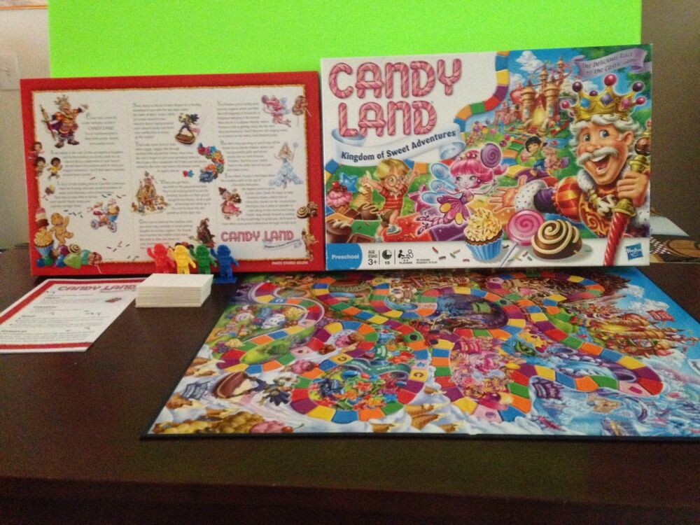 how to play candyland kingdom of sweet adventures