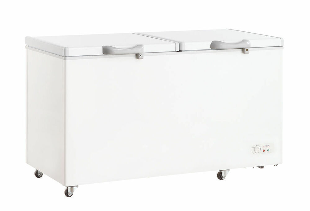 620 Litre Commercial Chest Freezer Food Storage With Lock Security 100 Box Rrp 149900 Ebay
