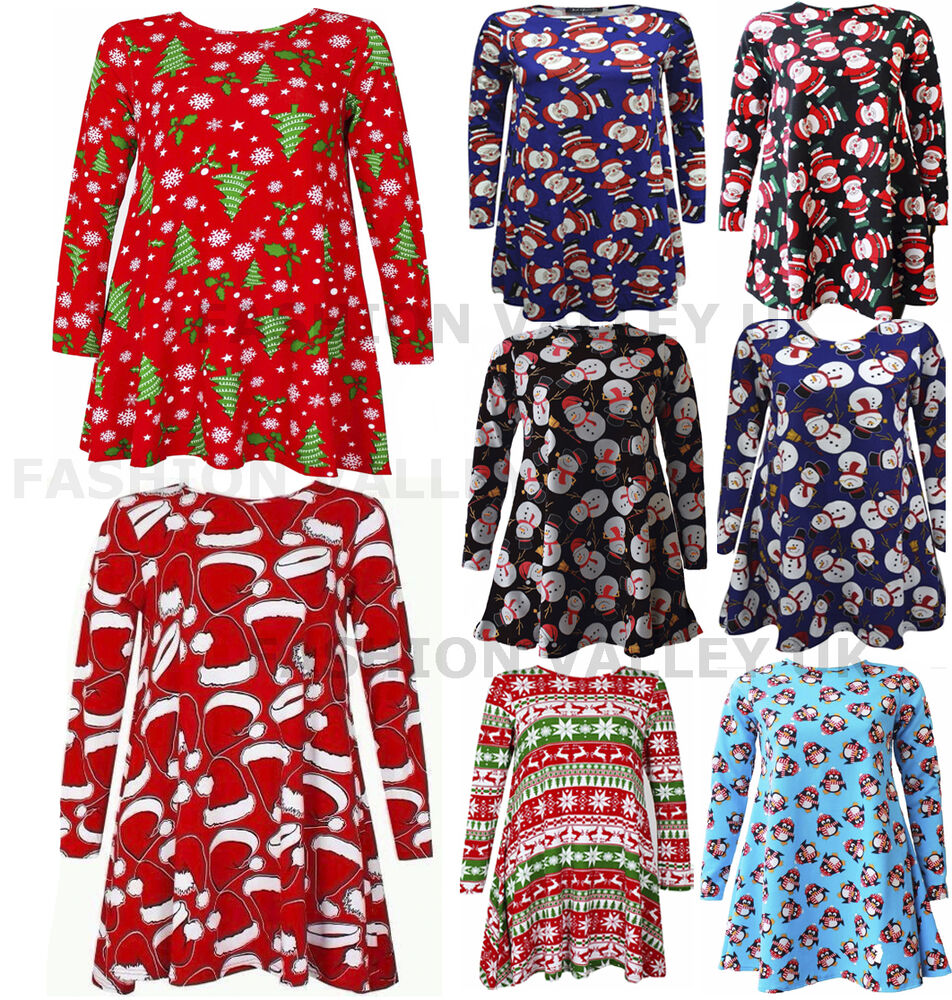 Womens Christmas Dresses Have Yourself A