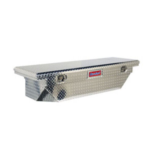 Low Profile Truck Bed Tool Box >> Truck Bed Rail-To-Rail Tool Box-Duralast Low Profile Crossover | eBay