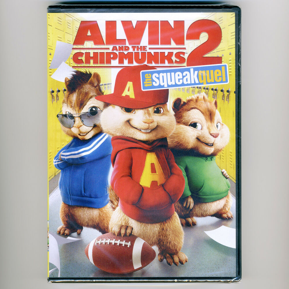 alvin and the chipmunks 2 the squeakquel 2009 pg family