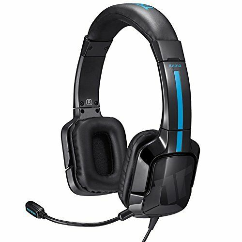 mad catz tritton kama stereo headset for sony playstation. Black Bedroom Furniture Sets. Home Design Ideas