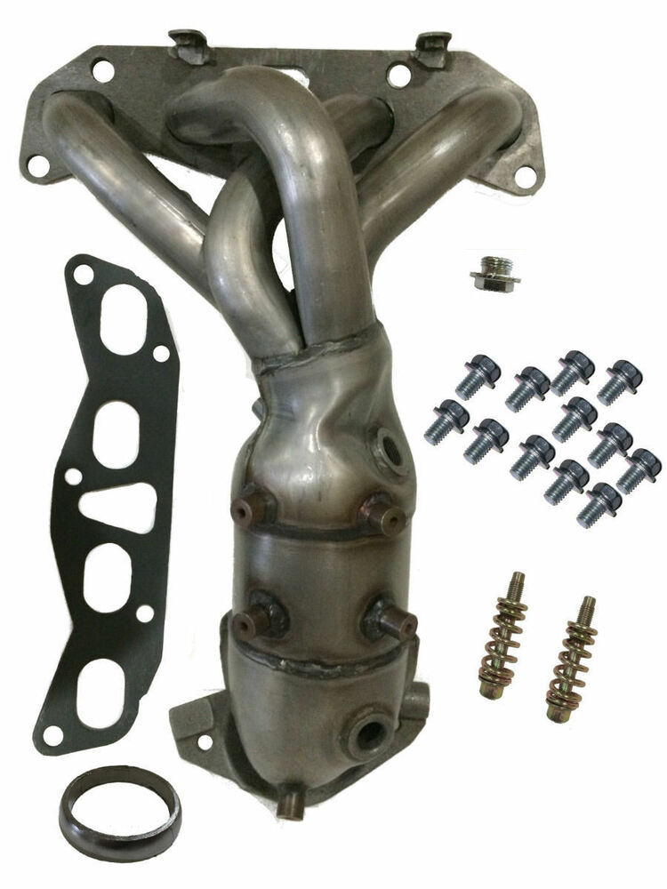 Fits Nissan Altima Exhaust Manifold Catalytic Converter 02 ...