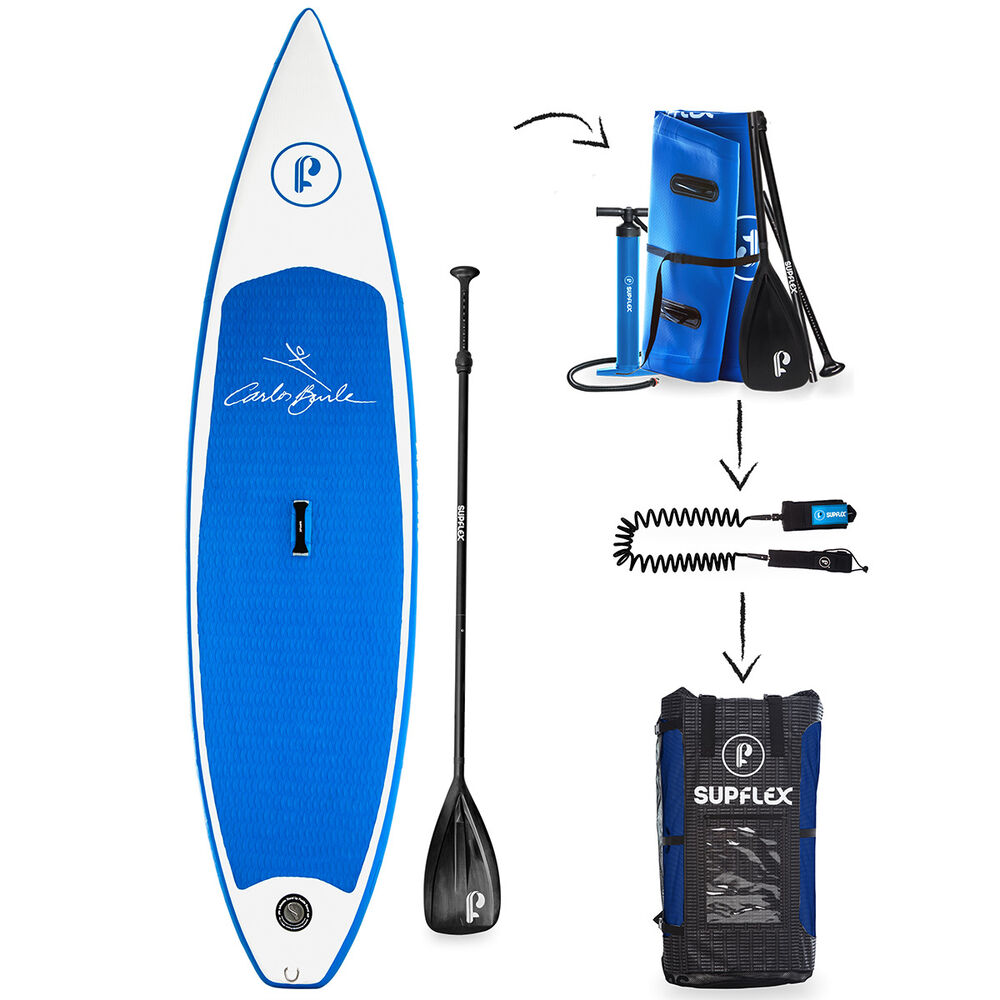 Supflex 10 8 Quot All Around Inflatable Stand Up Paddle Board