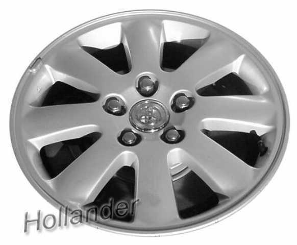 S L on Toyota Camry Parts List