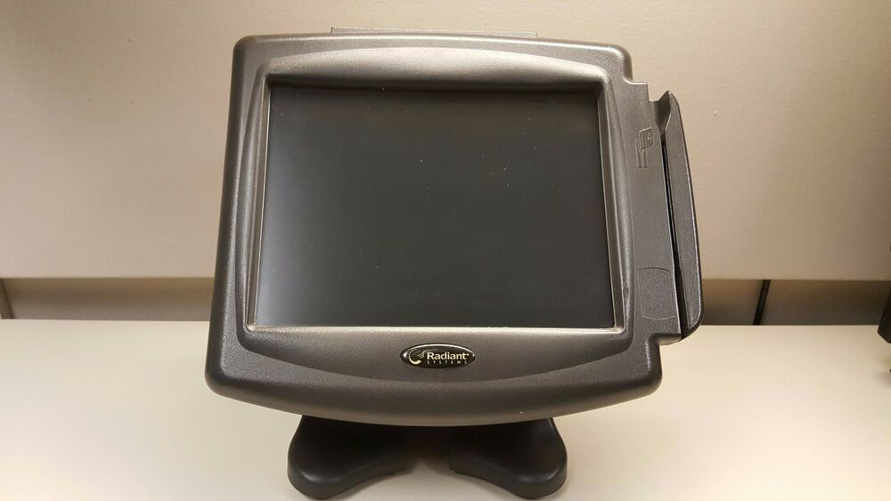 Radiant P1220 0049 Pos Terminal 12 Quot 1 3ghz 512mb With