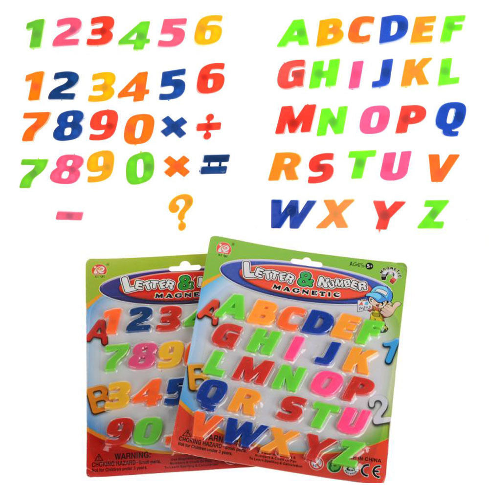 alphabet toys and gifts assorted child magnetic letters amp numbers learning 3324