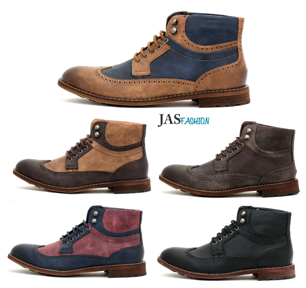 Mens Smart Casual Suede Shoes