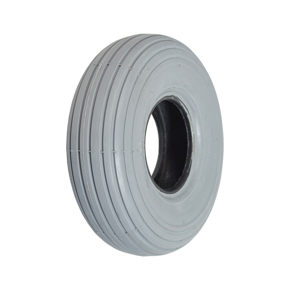 """Buy 3 Get 1 Free Tires >> 10""""x3"""" (3.00-4, 260X85) Pneumatic Mobility Tire with ..."""