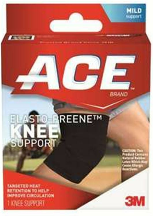 Ace Elasto Preene Knee Support Lg Xl 1 Each Ebay