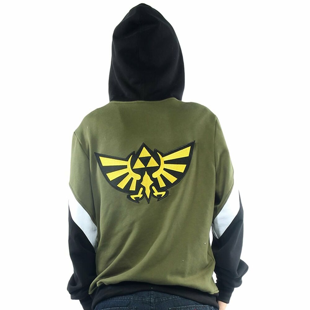 The legend of zelda hoodies
