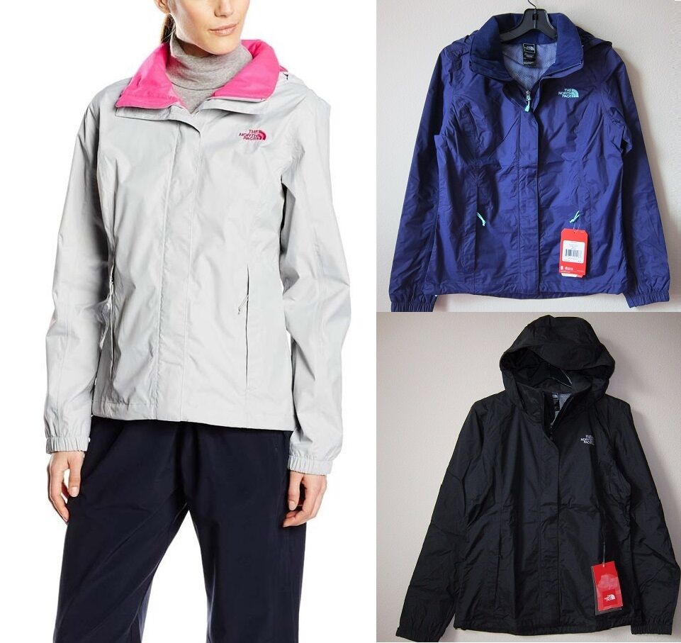 North face womens waterproof jackets