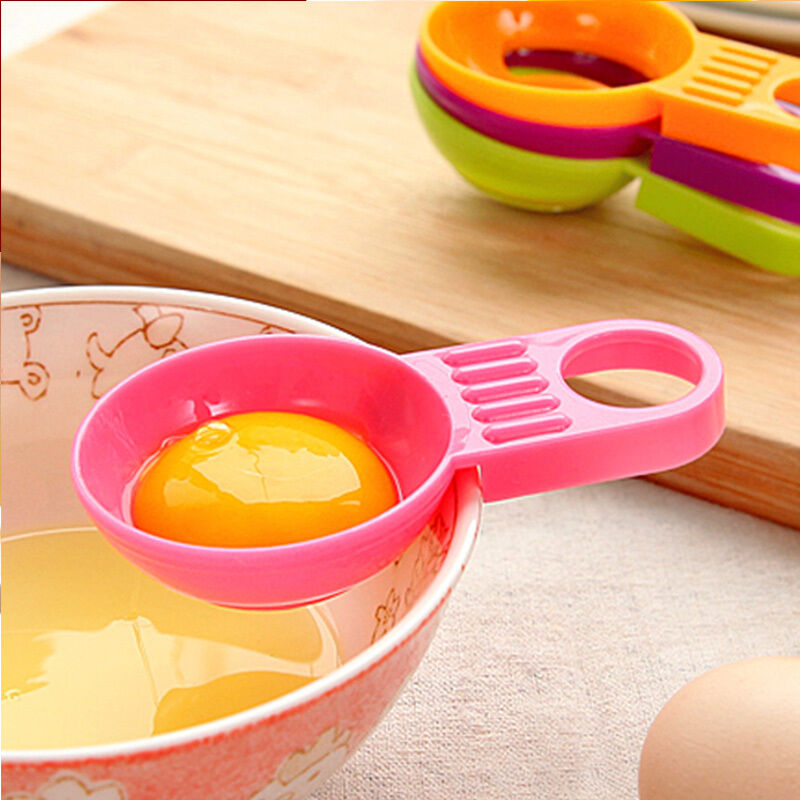 Colorful Kitchen Eggs Separator Cooking Tools Kitchen