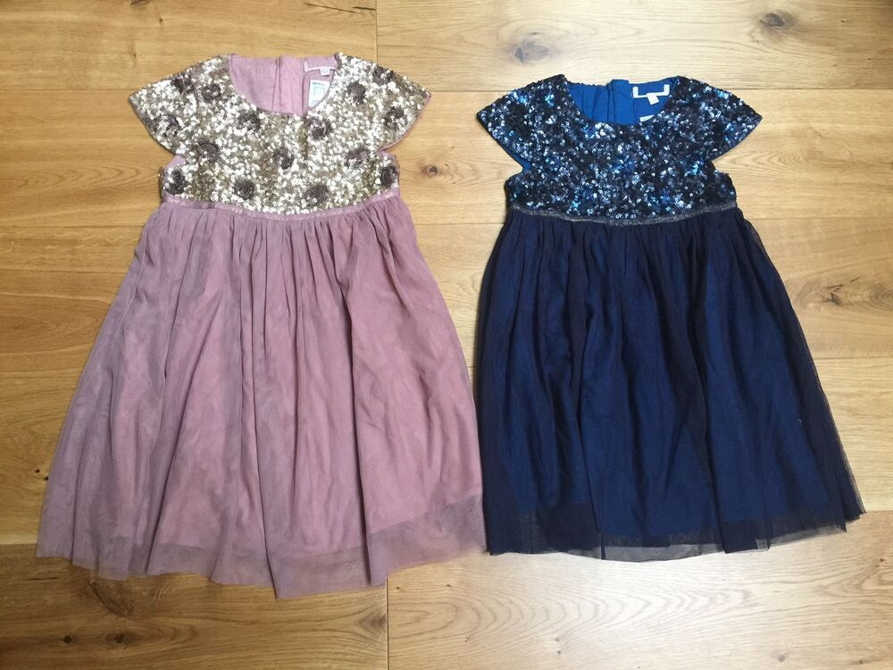 Girls new x mini boden sequin party christmas special for Mini boden england