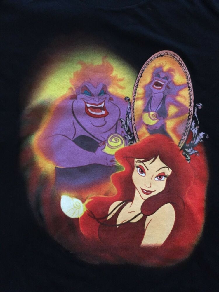 Little Mermaid Womens Shirt