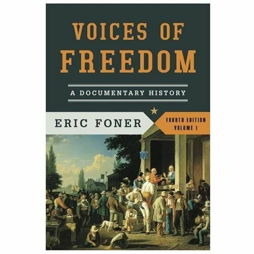 the meaning of freedom by eric foner Thus, american territorial expansion by definition meant the expansion of  freedom and those who stood in its way (indians, mexicans, rival european  powers).