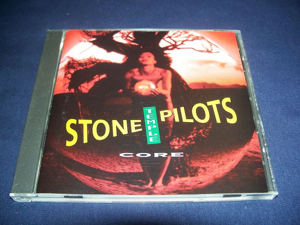 core stone temple pilots cd 1992 scott weiland xclnt fast free shipping 75678241826 ebay. Black Bedroom Furniture Sets. Home Design Ideas