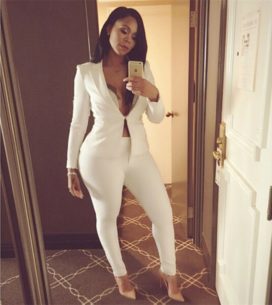 Beautiful 1000 Images About Pantsuit Slay On Pinterest  Pant Suits Suits And White P