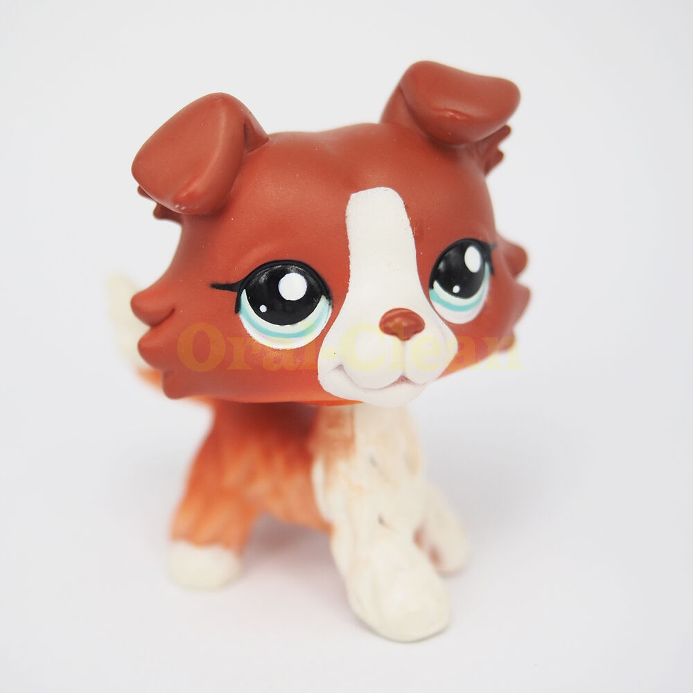 Dog Toys For Boys : Littlest pet shop dog cute collection child girl boy