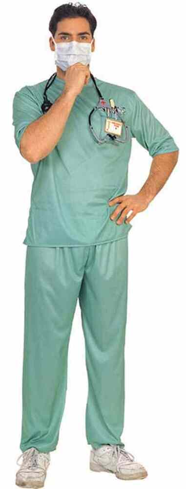 Sexy male doctor costume