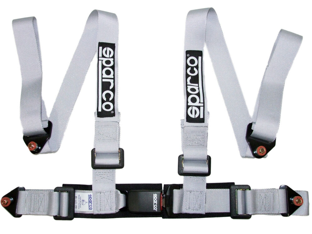 S L on 3 Point Retractable Seat Belt Harness