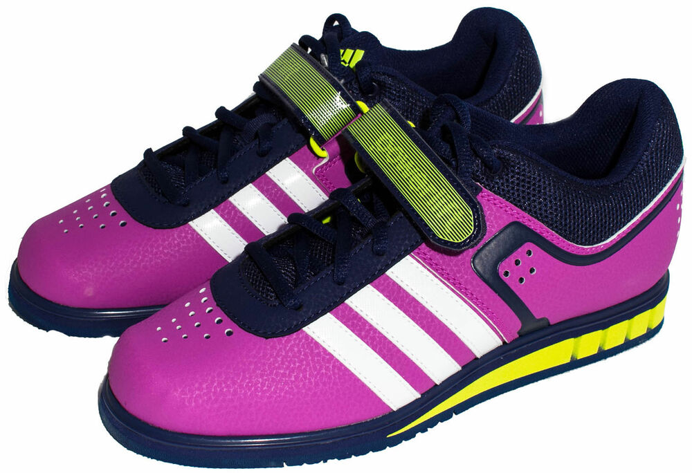 adidas womens powerlift 2 weightlifting trainer shoe size