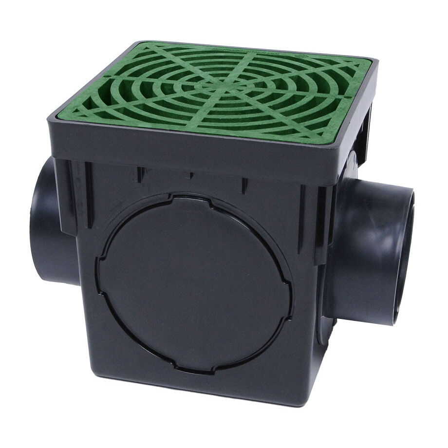 Storm Drain Fsd 120 K 12 Quot Square Catch Basin With Green