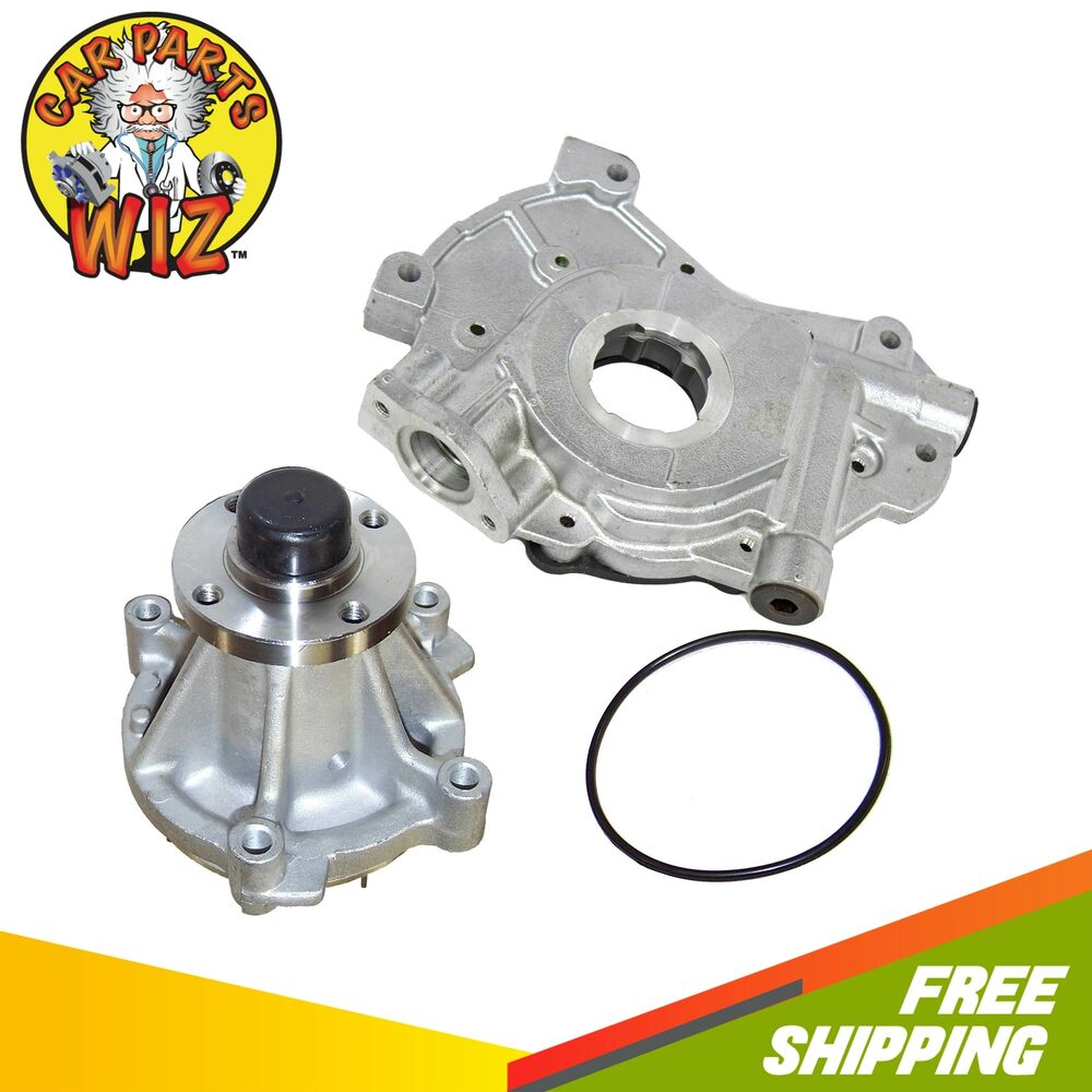 Water oil pump fits 97 03 ford expedition lincoln for Motor oil for 2003 ford expedition