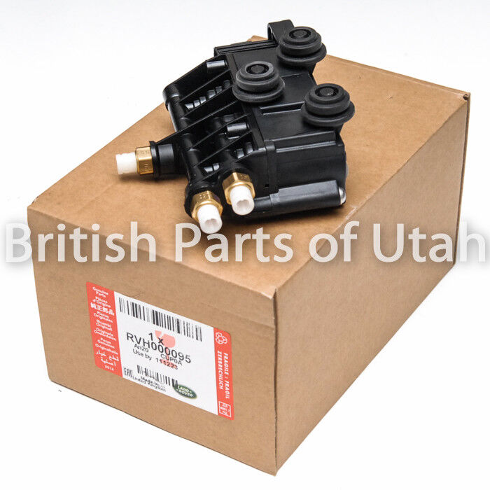 Land Range Rover Sport Lr3 Lr4 Air Suspension Eas Valve