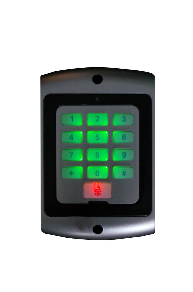 Door Entry Keypad Dummy Alarm Keypad Fake Electric