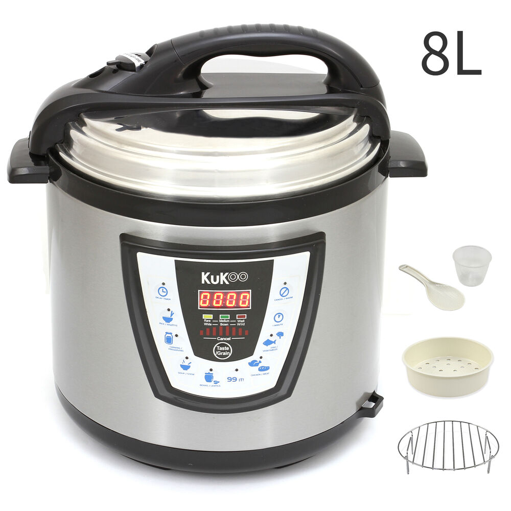 electric pressure cooker electric pressure cooker 8 litre multi electric rice 31524