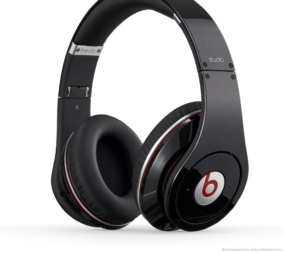 Beats by Dr. Dre Studio Wired Headband Headphones - Black