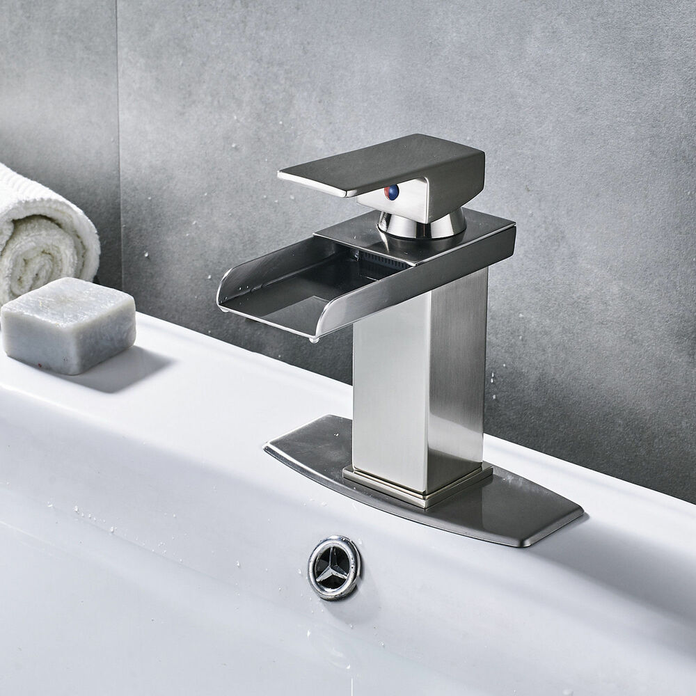 Nickel Brushed 10 Square Rain Shower Head Ceiling Mounted Shower Arm Pi